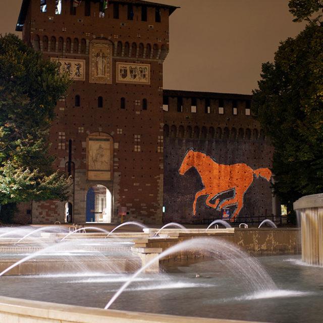 Il Cavallo di Fuoco - Hermes